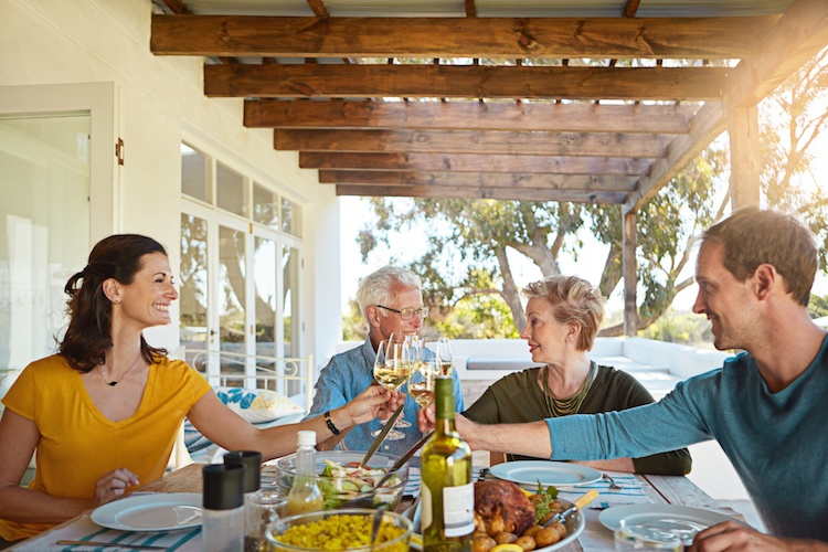 The Founders Club is a luxury home community that fosters camaraderie in it residents.